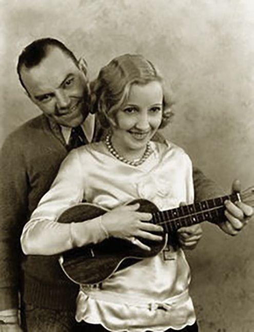 Cliff Edwards & Bessie Love Ukulele