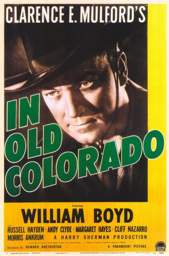 In Old Colorado (1941) Movie Poster