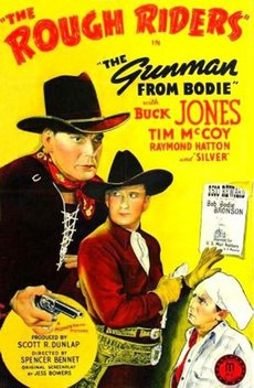The Gunman From Bodie (1941)