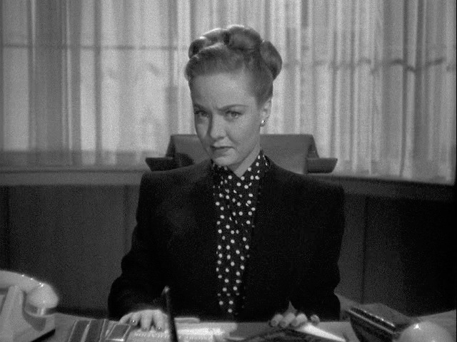 Audrey Totter in Lady in the Lake (1946)