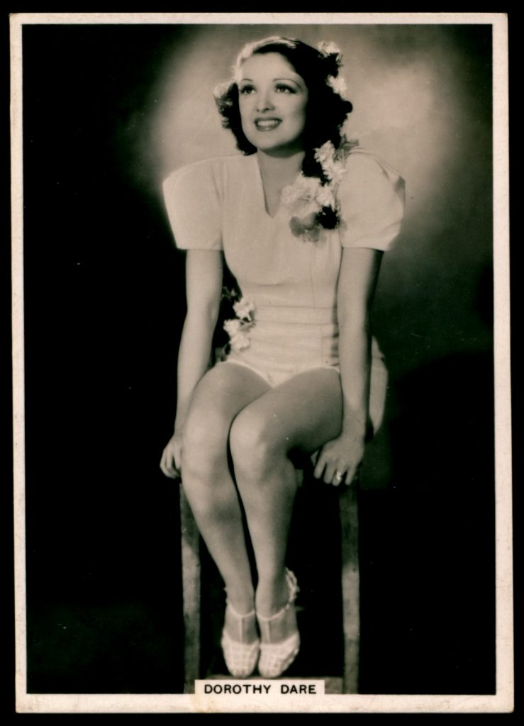 Young Dorothy Dare