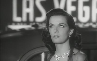 Jane Russell in Las Vegas Story (1952)