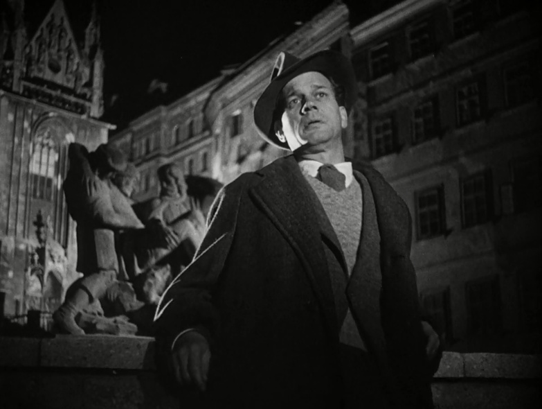 Joseph Cotten in The Third Man (1949)