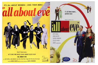 All About Eve posters
