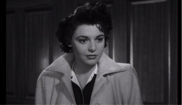 Anne Bancroft don't bother to knock