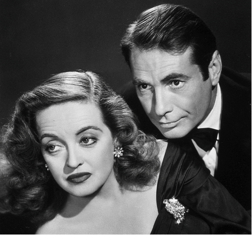 Bette Davis Gary Merril All About Eve