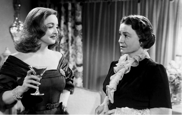 Bette Davis Thelma Ritter All About Eve