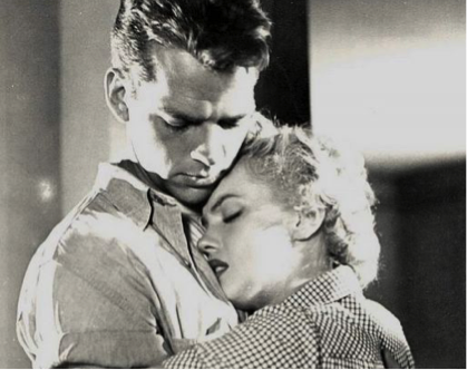 Keith Andes Marilyn Monroe Clash by Night 3