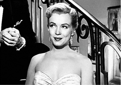 Marilyn Monroe All About Eve 3