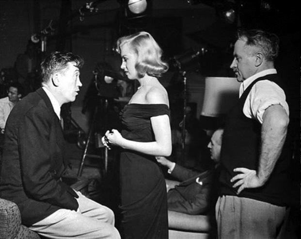 Marilyn Monroe The Asphalt Jungle 2