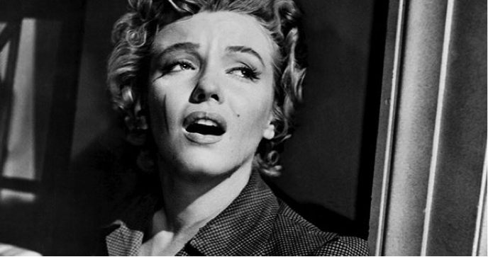 Marilyn Monroe don't bother to knock