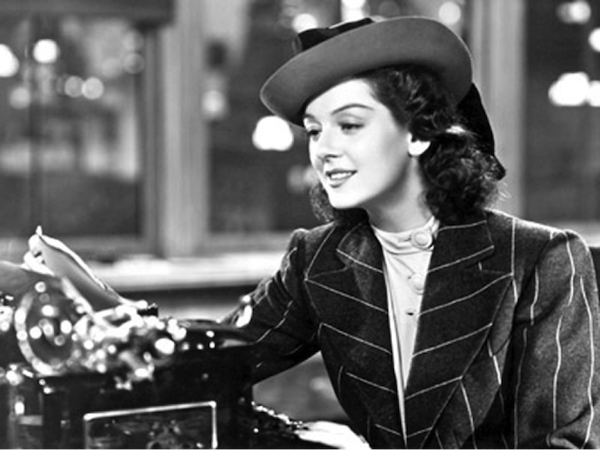 Rosalind Russell His Girl Friday
