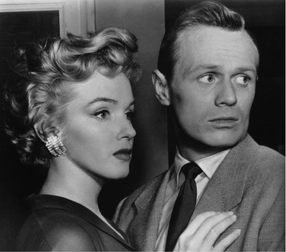 marilyn monroe richard widmark don't bother to knock