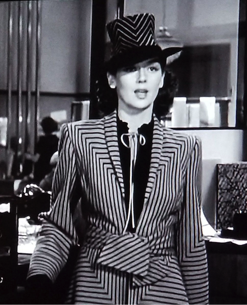 rosalind russel his girl friday 2