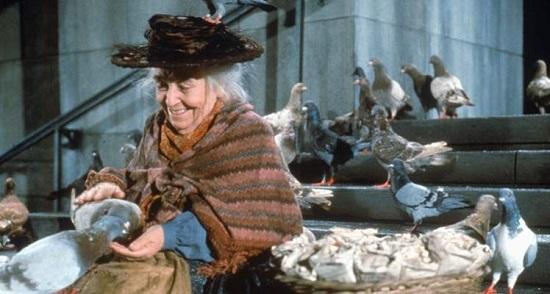 Mary Poppins (1964) Jane Darwell
