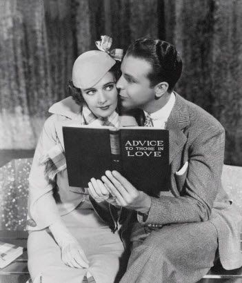 Ruby Keeler and Dick Powell in Gold Diggers of 1933
