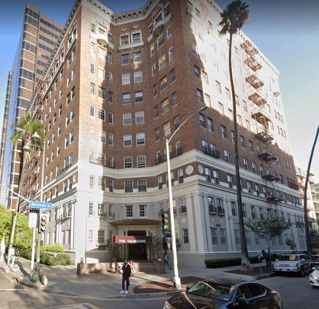 3278 Wilshire Blvd., Los Angeles, CA