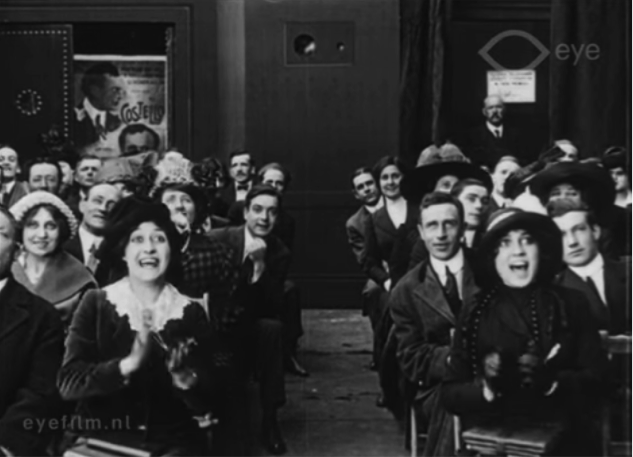 The Picture Idol (1912)