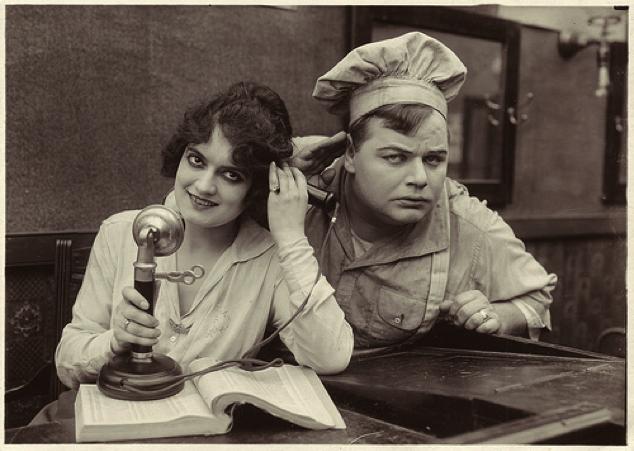 The Waiter's Ball (1916) Roscoe Arbuckle