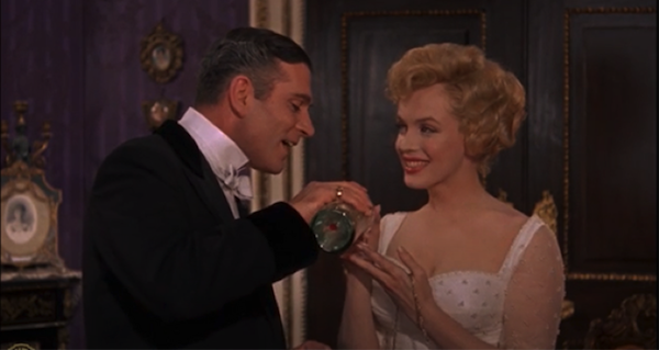 laurence olivier marilyn monroe prince and the showgirl 2