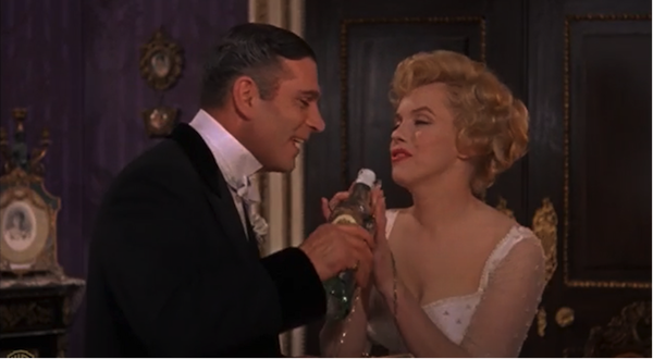 laurence olivier marilyn monroe prince and the showgirl 3