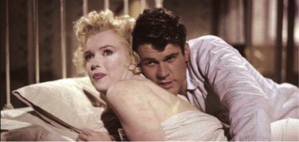 marilyn monroe don murray