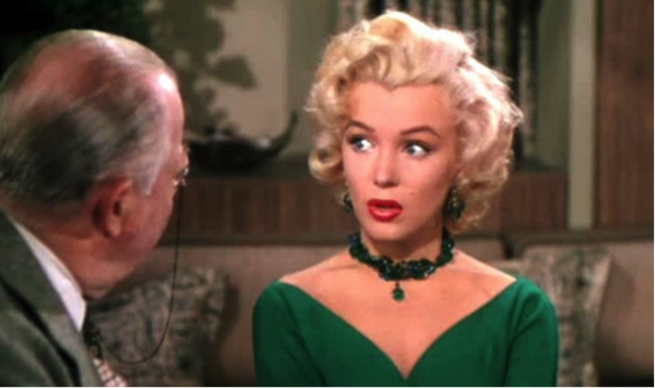 marilyn monroe gentlemen prefer blondes 2
