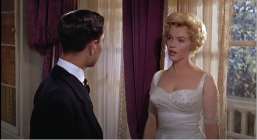 marilyn monroe prince and the showgirl 5