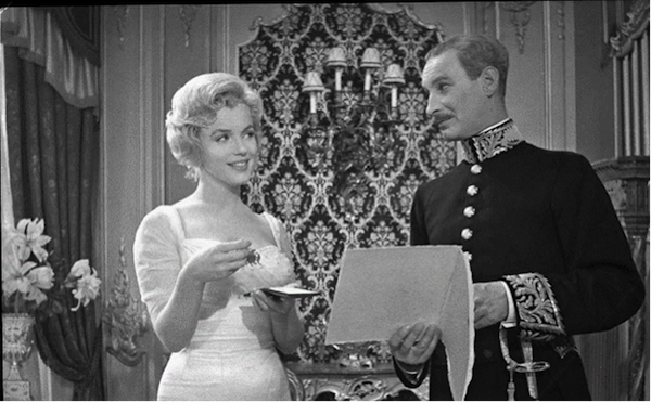 marilyn monroe richard wattis prince and the showgirl 2