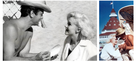 tony curtis and marilyn monroe some like it hot 7
