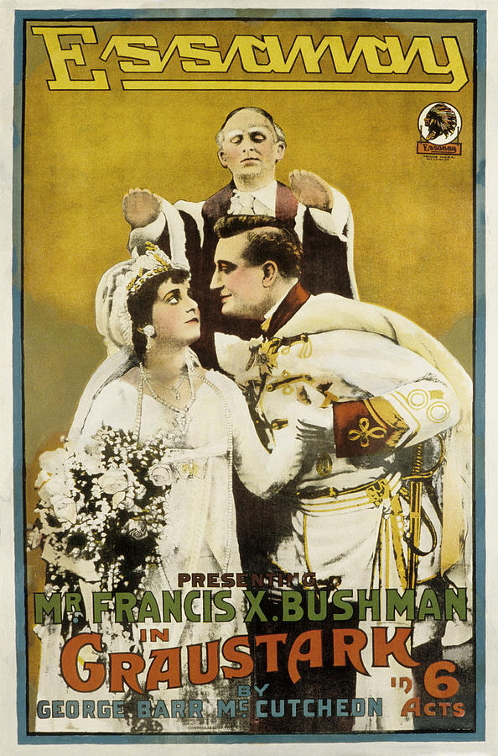 Poster for Graustark (1915)