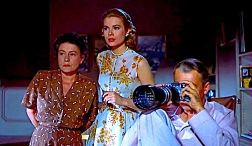 thelma ritter, grace kelly, jimmy stewart in rear window Is curiosity contagious?