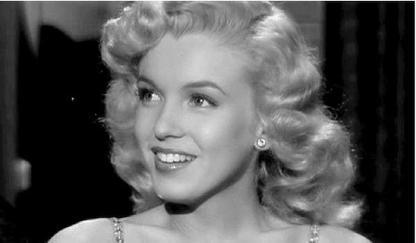 marilyn monroe ladies of the chorus 3