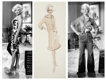 marilyn monroe montage 2 fashion