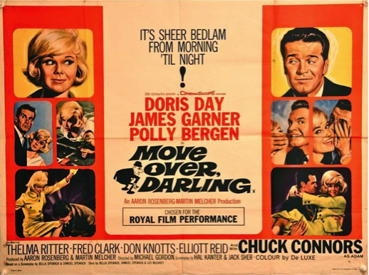 move over darling poster