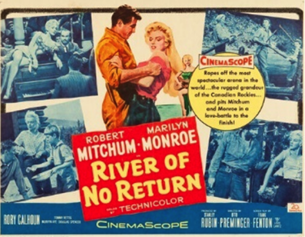 river of no return poster 2