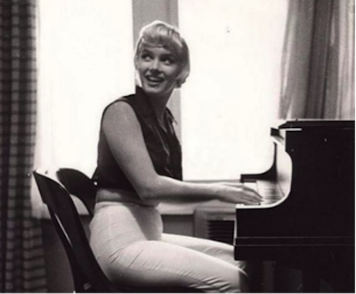seven year itch marilyn monroe rehearses at piano