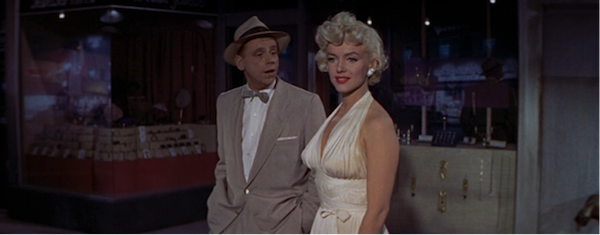 seven year itch marilyn monroe tom ewell 9