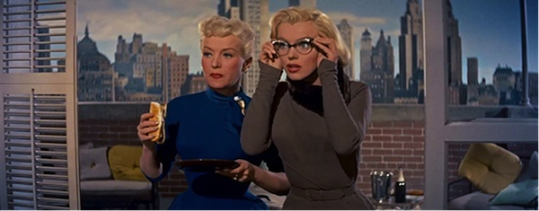 How to Marry a Millionaire Grable and Monroe 3