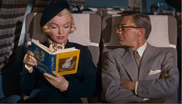 How to Marry a Millionaire Monroe David Wayne 1