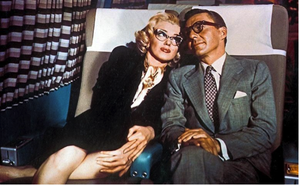 How to Marry a Millionaire Monroe David Wayne 2