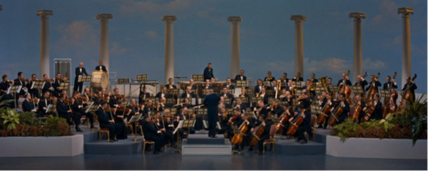 How to Marry a Millionaire The film opens with overture of Street Scene performed by Twentieth Century-Fox's Symphony Orchestra
