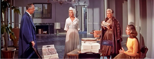 How to Marry a Millionaire William Powell Bacall Grable Monroe