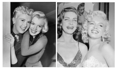 How to Marry a Millionaire behind the scenes Grable Monroe Bacall