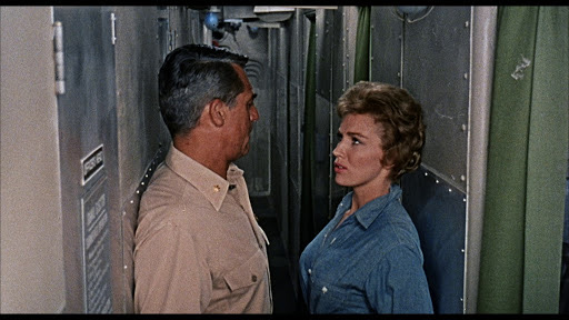 Operation Petticoat (1959) Cary Grant and Joan O'Brien