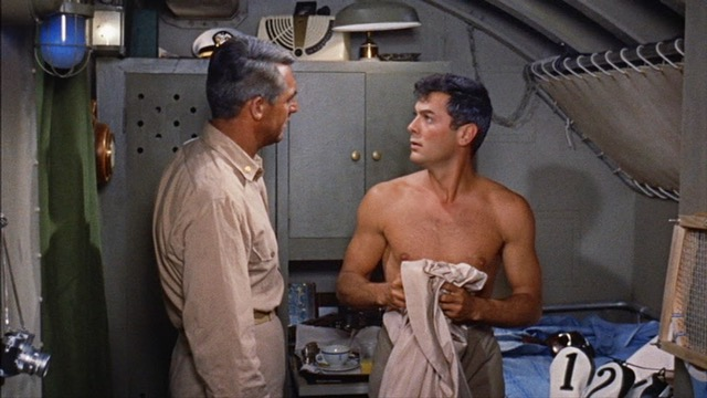 Operation Petticoat (1959) Cary Grant and Tony Curtis