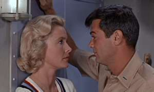 Operation Petticoat (1959) Dina Merrill and Tony Curtis