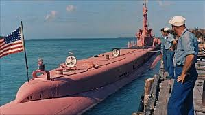 Operation Petticoat (1959) Pink Submarine