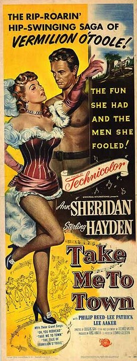 Take Me to Town (1953) Movie Poster