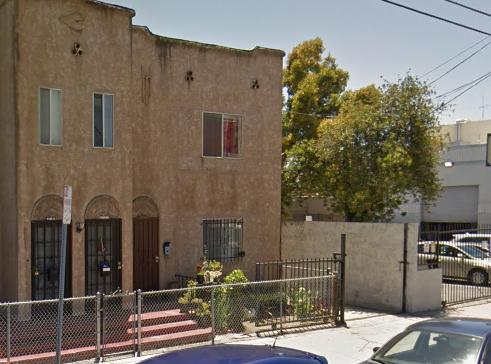 4456 Lockwood Ave., Los Angeles, California Virginia Bruce
